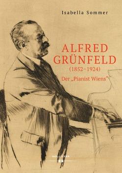 Alfred Grünfeld (1852-1924) von Sommer,  Isabella
