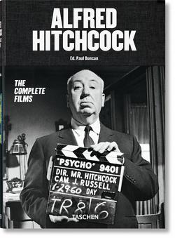 Alfred Hitchcock: Sämtliche Filme