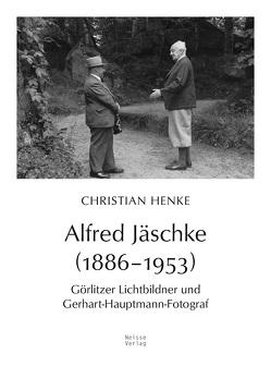 Alfred Jäschke (1886–1953) von Henke,  Christian