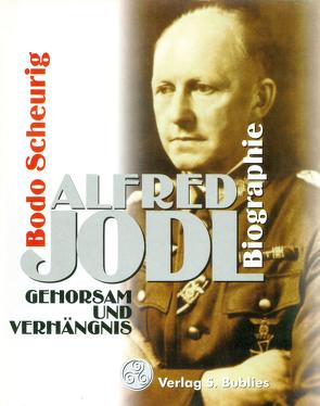 Alfred Jodl von Scheurig,  Bodo