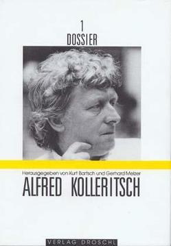 Alfred Kolleritsch von Bartsch,  Kurt, Melzer,  Gerhard