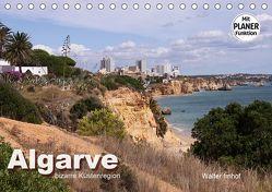 Algarve – bizarre Küstenregion (Tischkalender 2019 DIN A5 quer) von Imhof,  Walter