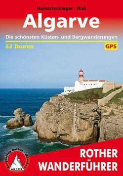 Algarve (E-Book) von Halbartschlager,  Franz, Ruß,  Gerhard