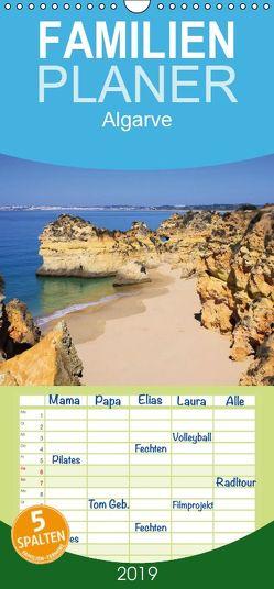 Algarve – Familienplaner hoch (Wandkalender 2019 , 21 cm x 45 cm, hoch) von LianeM