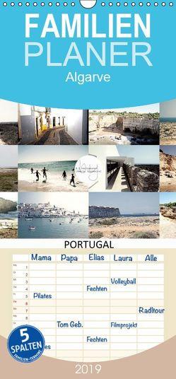 Algarve – Familienplaner hoch (Wandkalender 2019 , 21 cm x 45 cm, hoch) von photography [Daniel Slusarcik],  D.S