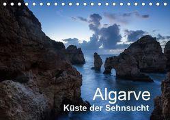 Algarve – Küste der Sehnsucht (Tischkalender 2019 DIN A5 quer) von Müller,  Reinhard
