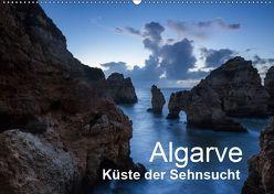Algarve – Küste der Sehnsucht (Wandkalender 2019 DIN A2 quer) von Müller,  Reinhard