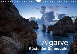 Algarve – Küste der Sehnsucht (Wandkalender 2019 DIN A4 quer) von Müller,  Reinhard