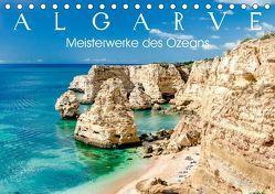 Algarve – Meisterwerke des Ozeans (Tischkalender 2019 DIN A5 quer) von Meyer,  Dieter