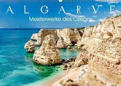 Algarve – Meisterwerke des Ozeans (Wandkalender 2019 DIN A2 quer) von Meyer,  Dieter