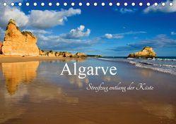 Algarve – Streifzug entlang der Küste (Tischkalender 2019 DIN A5 quer) von Carina-Fotografie