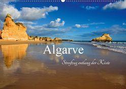 Algarve – Streifzug entlang der Küste (Wandkalender 2019 DIN A2 quer) von Carina-Fotografie