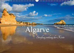 Algarve – Streifzug entlang der Küste (Wandkalender 2019 DIN A3 quer) von Carina-Fotografie