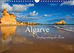 Algarve – Streifzug entlang der Küste (Wandkalender 2019 DIN A4 quer) von Carina-Fotografie