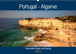 Algarve – Traumhafte Küsten und Strände (Wandkalender 2019 DIN A2 quer) von Schonnop,  Juergen