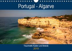 Algarve – Traumhafte Küsten und Strände (Wandkalender 2019 DIN A4 quer) von Schonnop,  Juergen