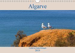 Algarve – Vielfalt im Süden Portugals (Wandkalender 2019 DIN A4 quer) von Rebel - we're photography,  Werner