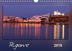 Algarve (Wandkalender 2019 DIN A4 quer) von Kolfenbach,  Klaus