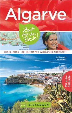 Algarve – Zeit für das Beste von Maeritz,  Kay, Osang,  Rolf