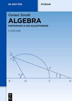 Algebra von Stroth,  Gernot