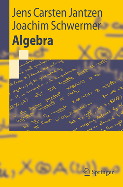 Algebra von Jantzen,  Jens Carsten, Schwermer,  Joachim