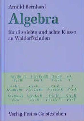 Algebra von Bernhard,  Arnold