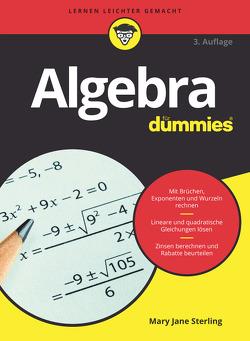 Algebra für Dummies von Sterling,  Mary Jane