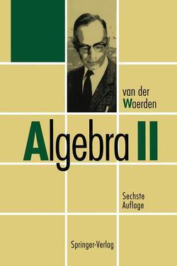Algebra II von Waerden,  B.L.van der