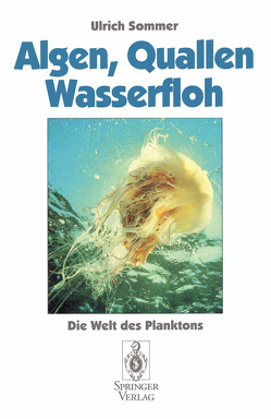 Algen, Quallen, Wasserfloh von Sommer,  Ulrich