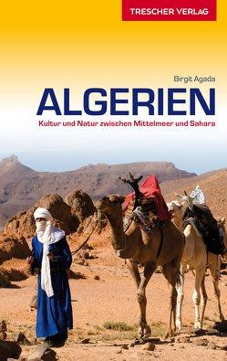 Reiseführer Algerien von Agada,  Birgit