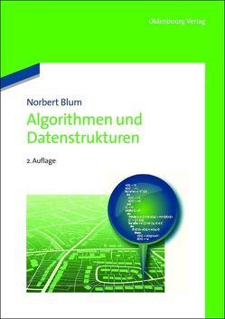 Algorithmen und Datenstrukturen von Blüm,  Norbert