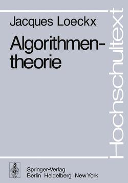 Algorithmentheorie von Loeckx,  J.