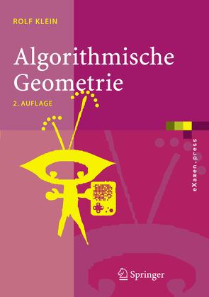 Algorithmische Geometrie von Klein,  Rolf