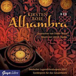 Alhambra von Boie,  Kirsten, Wien,  Dieter