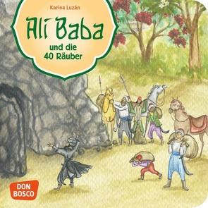 Ali Baba und die 40 Räuber von Luzán,  Karina
