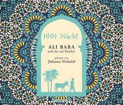 Ali Baba und die 40 Räuber von 1001 Nacht, Wokalek,  Johanna