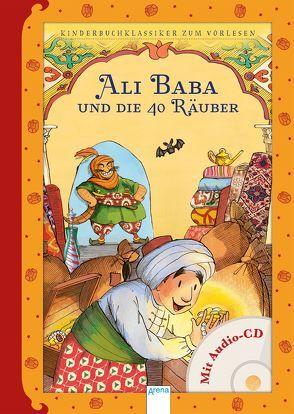 Ali Baba und die 40 Räuber von Hansen,  Christiane, Krauss,  Irma