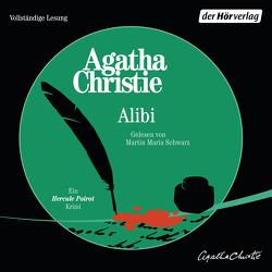 Alibi von Christie,  Agatha, Pütsch,  Friedrich, Schwarz,  Martin Maria