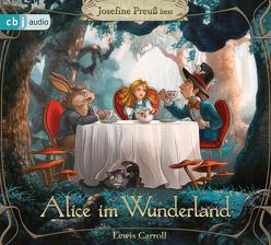 Alice im Wunderland von Beck,  Angelika, Carroll,  Lewis, Preuß,  Josefine