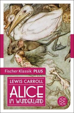 Alice im Wunderland von Carroll,  Lewis, Zimmermann,  Antonie