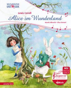 Alice im Wunderland von Albrecht,  Henrik, Carroll,  Lewis, Vavouri,  Elisa