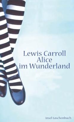 Alice im Wunderland von Carroll,  Lewis, Enzensberger,  Christian