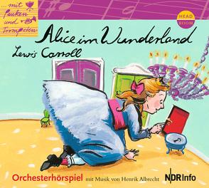 Alice im Wunderland von Albrecht,  Henrik, Carroll,  Lewis