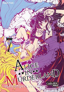 Alice in Murderland 7 von Kowalsky,  Yuki, Yuki,  Kaori