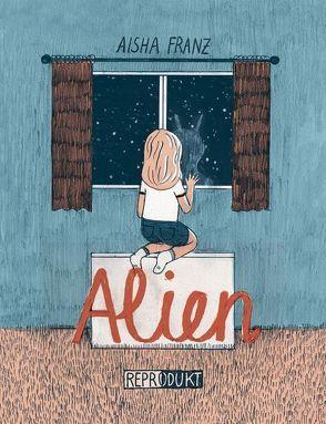 Alien von Franz,  Aisha