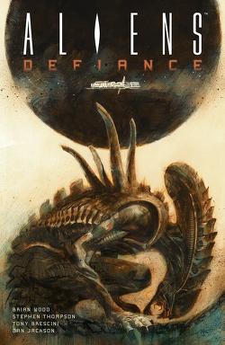 Aliens: Defiance 2 von Jones,  Tristan, Wood,  Brian