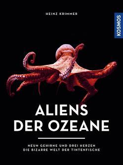 Aliens der Ozeane von Krimmer,  Heinz