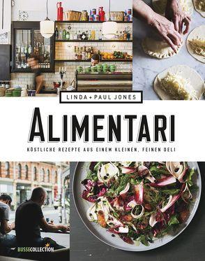 Alimentari von Jones,  Linda und Paul