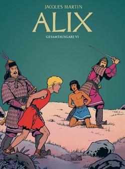 Alix Gesamtausgabe 06 von Le Comte,  Marcel, Martin,  Jacques