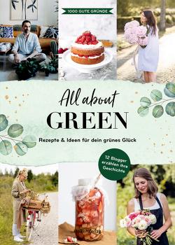 All about green von 1000 GUTE GRÜNDE